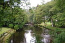 Fishing on the River Llugwy