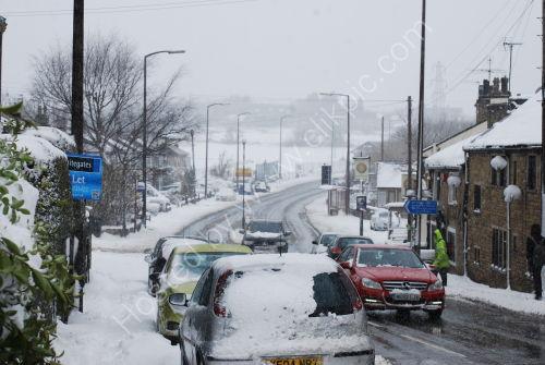 Halifax Road, Hove Edge