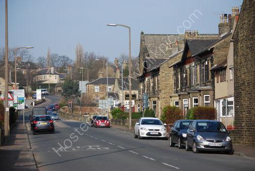 Hipperholme crossroads