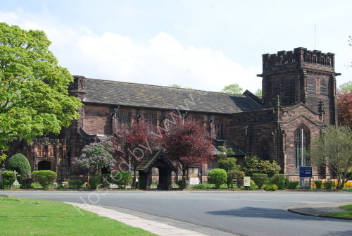Church at Port Sunlight