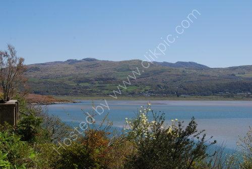 The River Dwyryd at Portmeirion