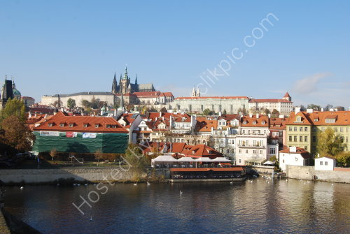 Prague Castle & St.Vitus Cathedral