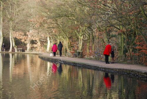 Lakeside walk.....