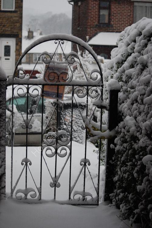 Snow sculpture ?