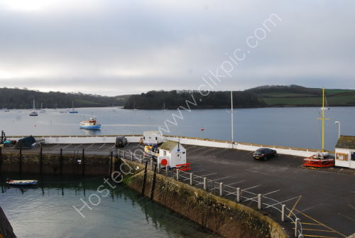 St. Mawes Harbour - morning