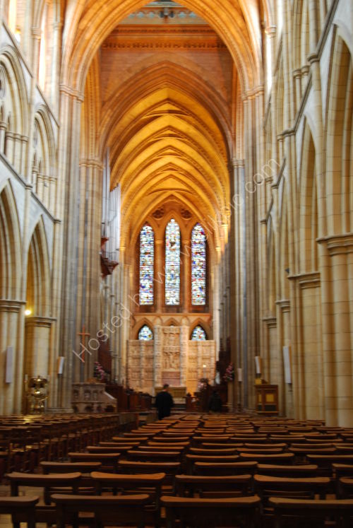 The Nave, Truro Cathedral