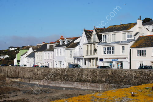 St. Mawes - homes with sea views