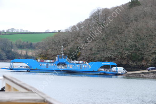 The King Harry Ferry