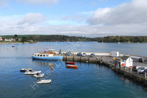 The Falmouth Ferry