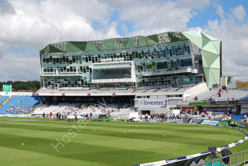 Headingley - the new Carnegie stand