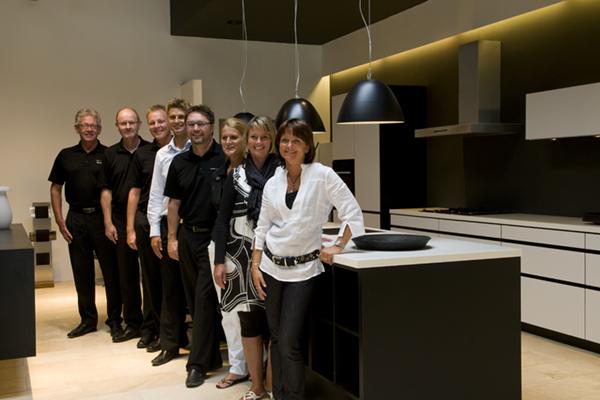 Aalborg Køkkenforum gruppebillede medarbejdere