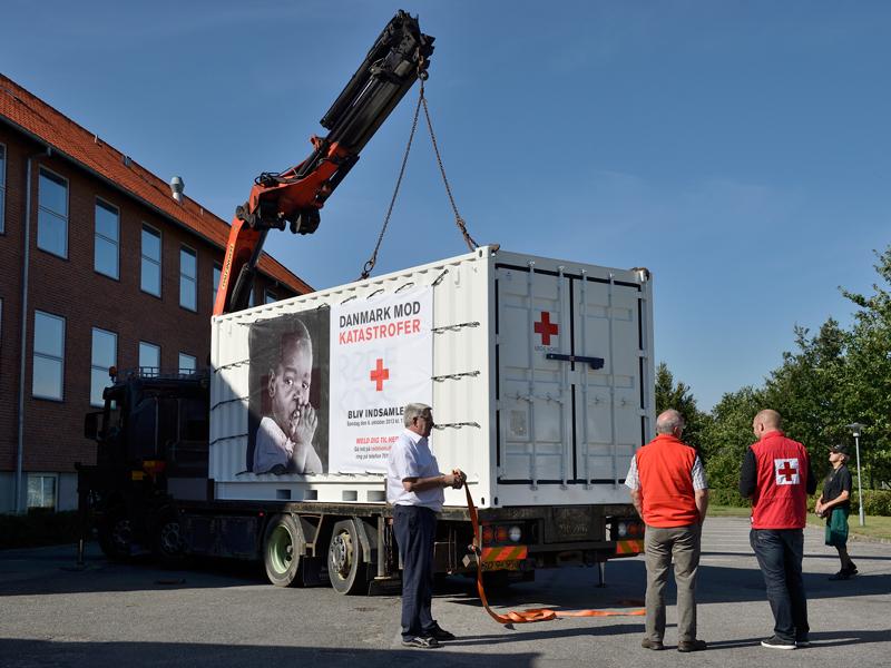 Røde Kors event