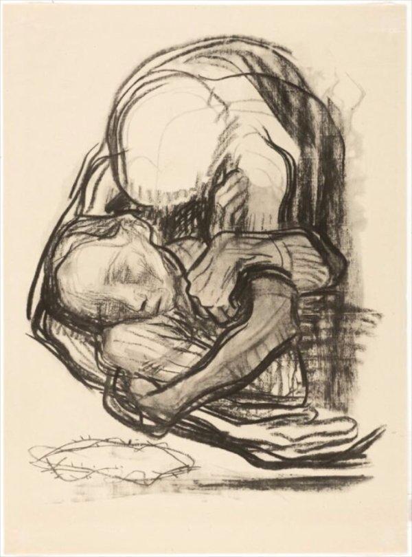 Death Grasps at Children (1905)