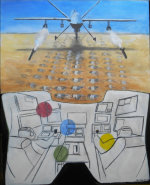 Drone Warfare : Killing by Remote Control - by Christopher Holden (UK)