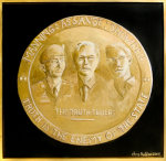A Truth Prize Medal - by Christopher Holden (UK)