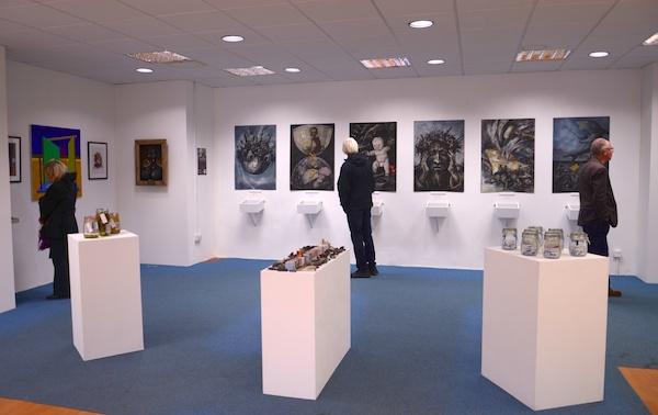 Exhibition, Bath (UK), May-June 2013