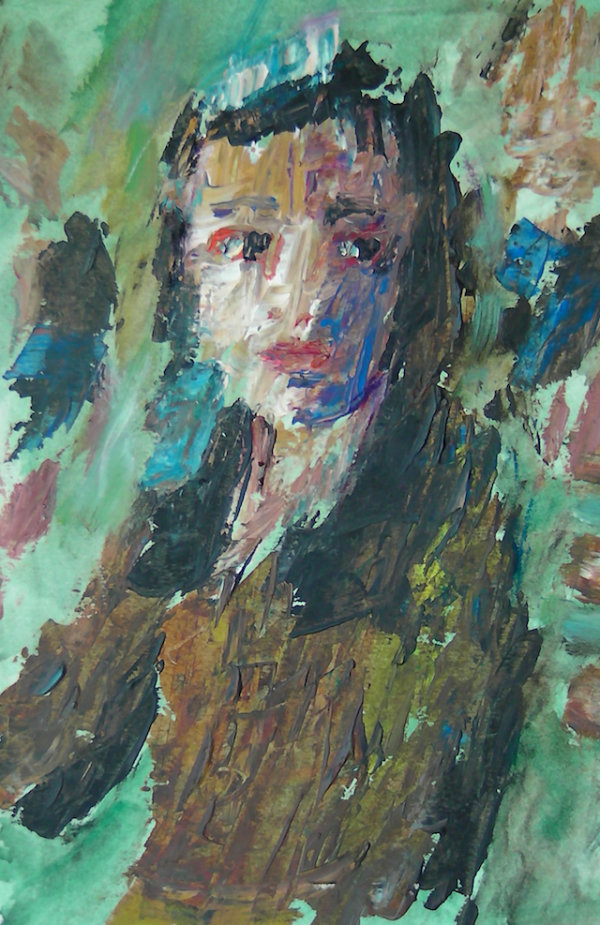 Tristesse, 2015 - by Gabriella Cleuren (Belgium)