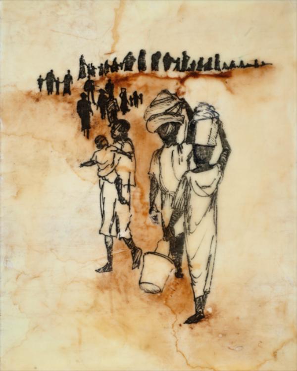 Exodus - by Gay Schempp (North America)