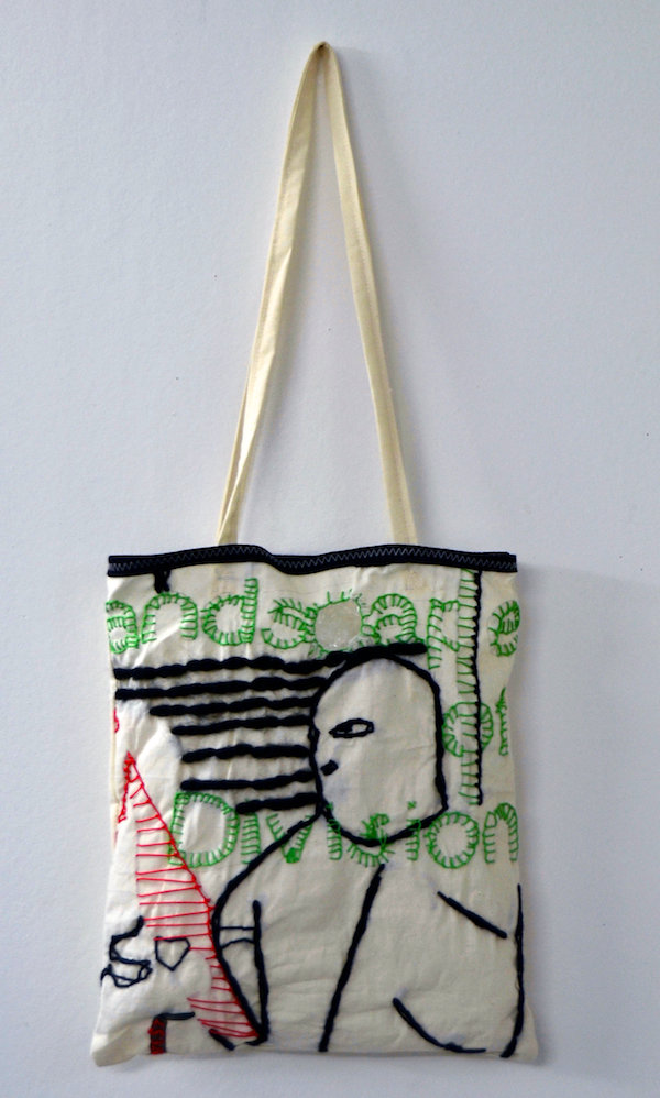 Tote Bag No 1 - by Nikkita Morgan (Ireland)