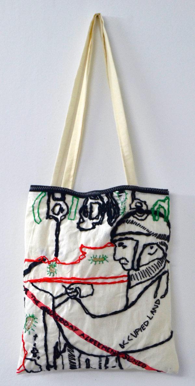 Tote Bag No 3 - by Nikkita Morgan (Ireland)