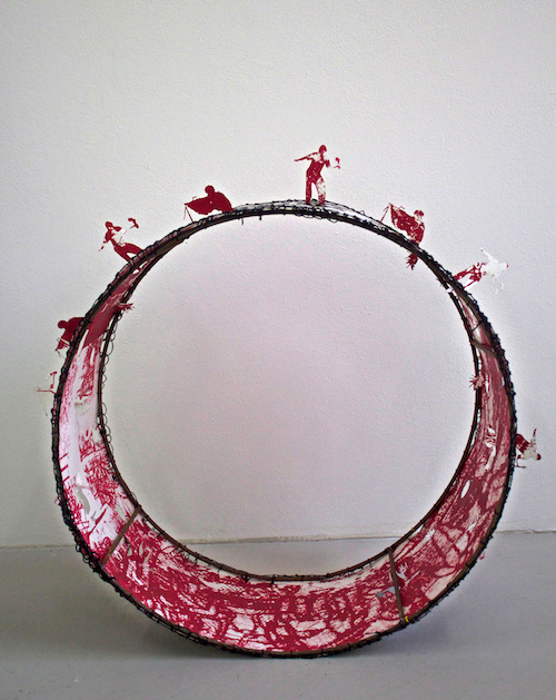Circle of Life-1 - by Nikkita Morgan (Ireland)