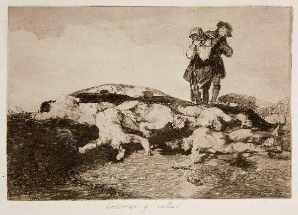 Goya - Disasters of War No. 18