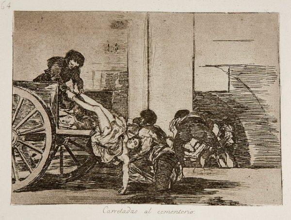 Goya - Disasters of War No. 64