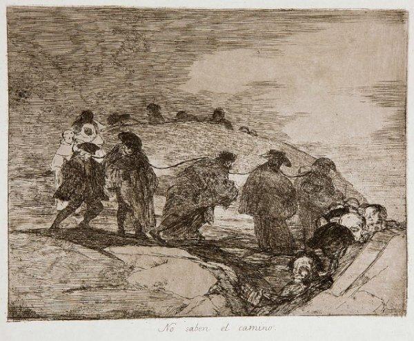 Goya - Disasters of War No. 70