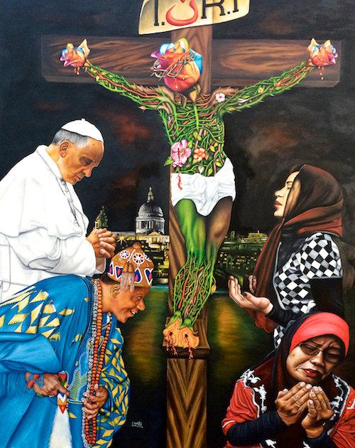 The Bleeding Roses - by O Yemi Tubi (Nigeria)