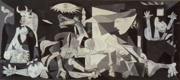 Guernica - by Pablo Picasso