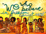 We Who Believe - by Monica Trinidad (USA)