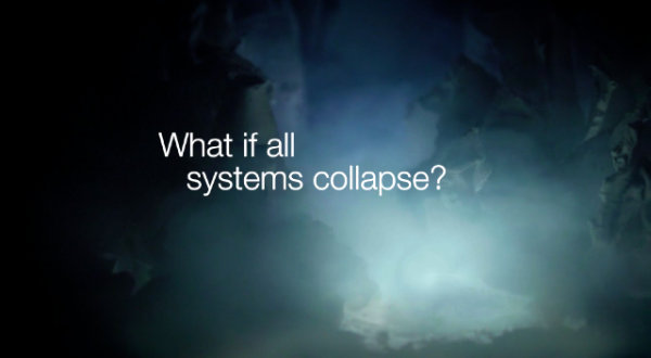 What if all systems collapse ? (Video) - by Theatre of Wrong Decisions (Netherlands)