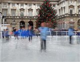 Ice Skaters Somerset House