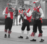 Morris Dancer Musicians