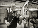 Music on the Tube