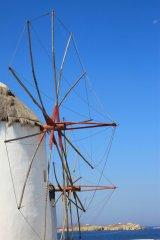 Island of Mykonos  - Greece