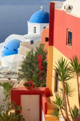 The Island of Santorini - Greece