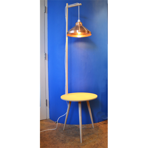 Tripod Lamp Table