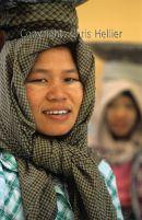 Burmese Building Worker