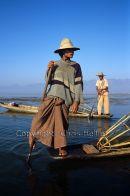 Fishermen Inle Lake Burma