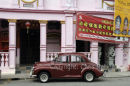 Morris Minor & Chinese Store Penang