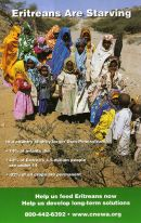 Magazine Humanitarian Advert