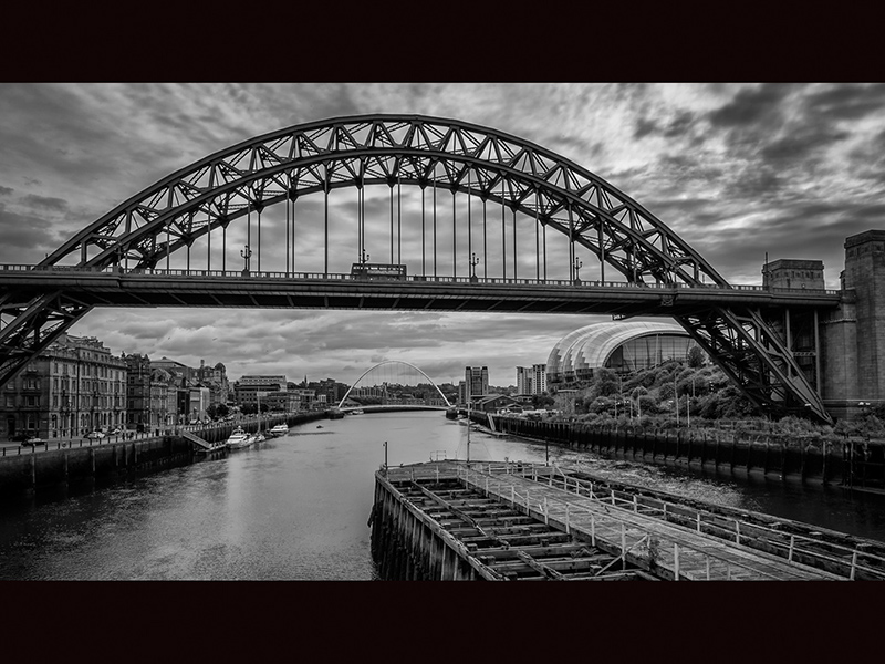 011 Com Tyne - The Old & The New by Neil Douglas