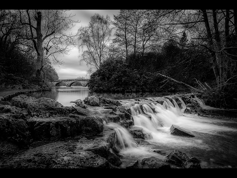 02 Top Mono Clumber Falls by Martin Duffy