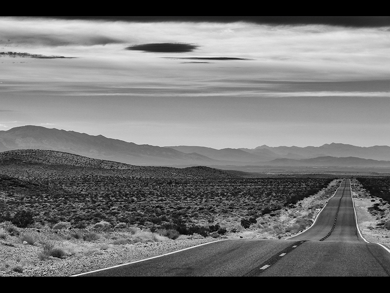 COM Road to Death Valley by Steve Parker