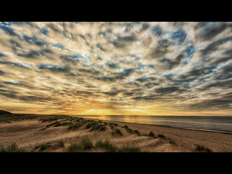 COM Sunset Over the Dunes by Collin Greenhough