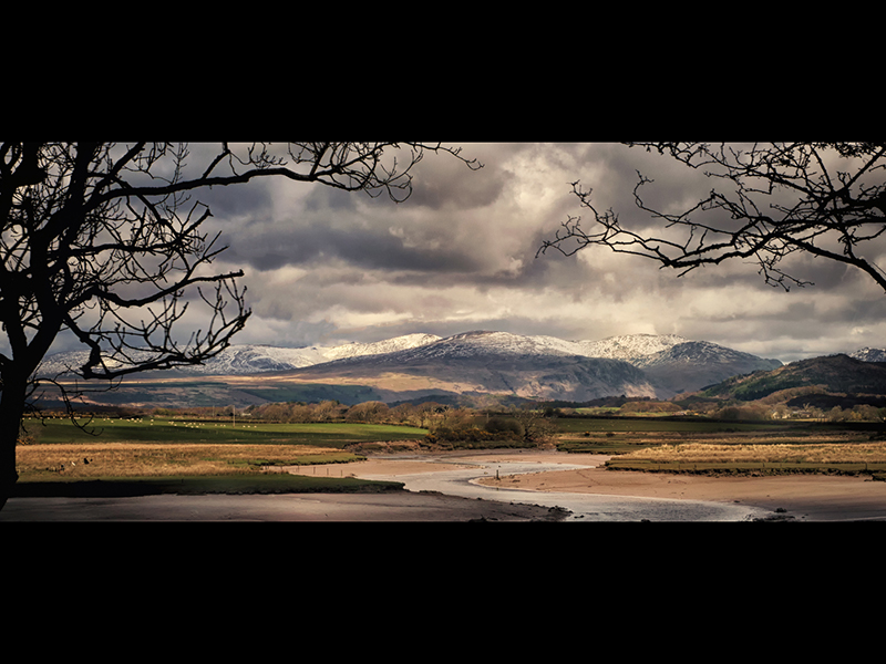 07 Com Views from Ravenglass by Martin Duffy
