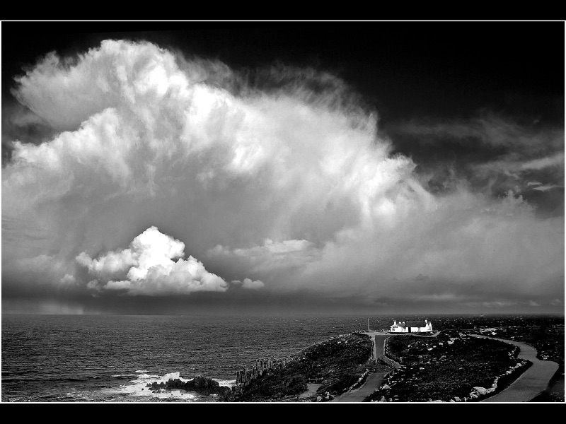 COM Storm Off Lands End by Shiela Rayson