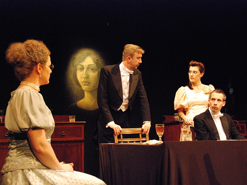 An Inspector Calls 2 2009 Hasland Theatre Company