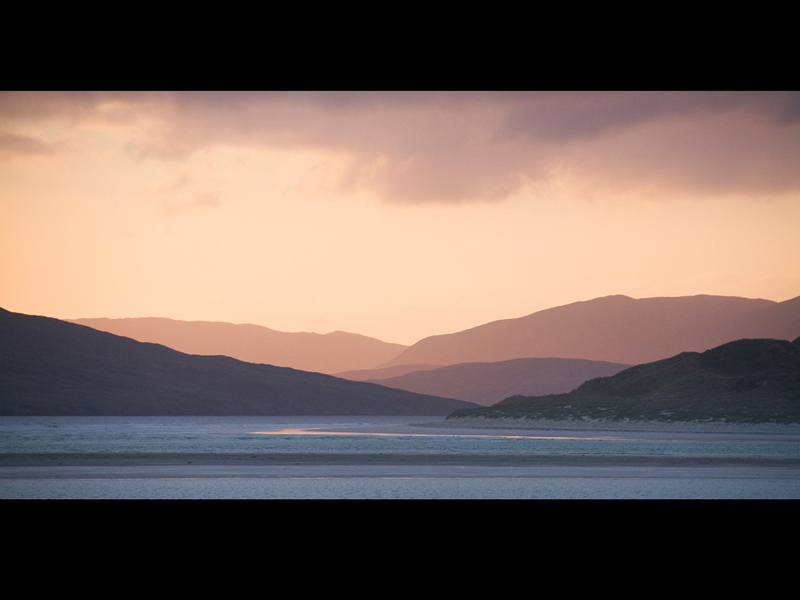 Com Sunset by Sue Wilson